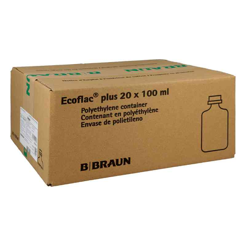 Aqua Ad Injectabilia Ecoflac Plus iniecto -lösung  bei juvalis.de bestellen