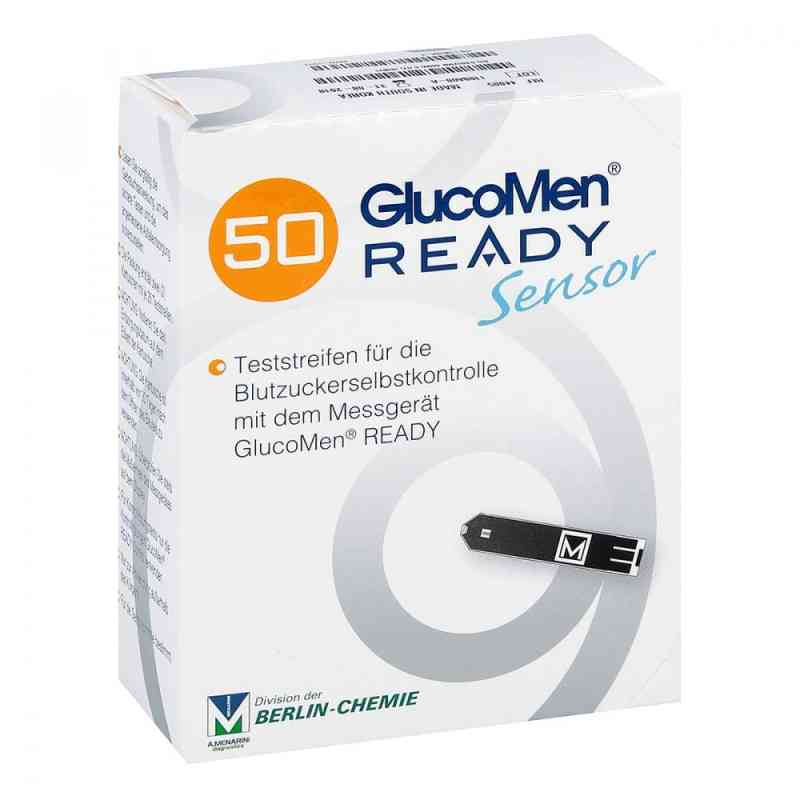 Glucomen Ready Sensor Teststreifen  bei juvalis.de bestellen