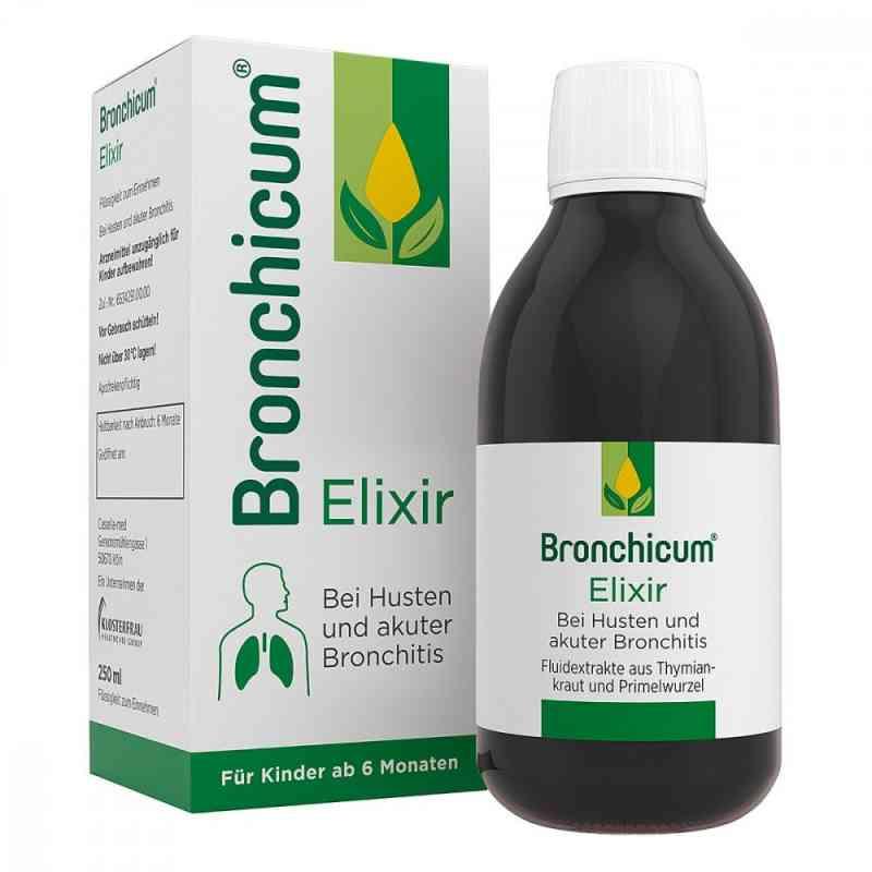 Bronchicum Elixir - bei Husten  bei juvalis.de bestellen