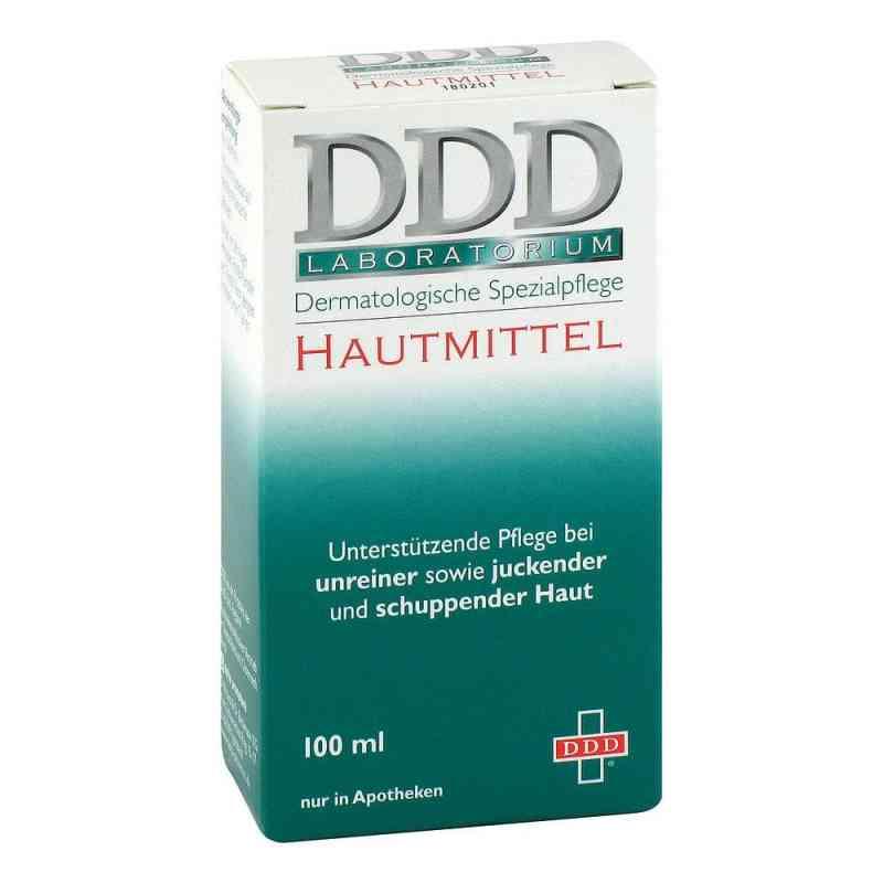 Ddd Hautmittel dermatologische Spezialpflege  bei juvalis.de bestellen