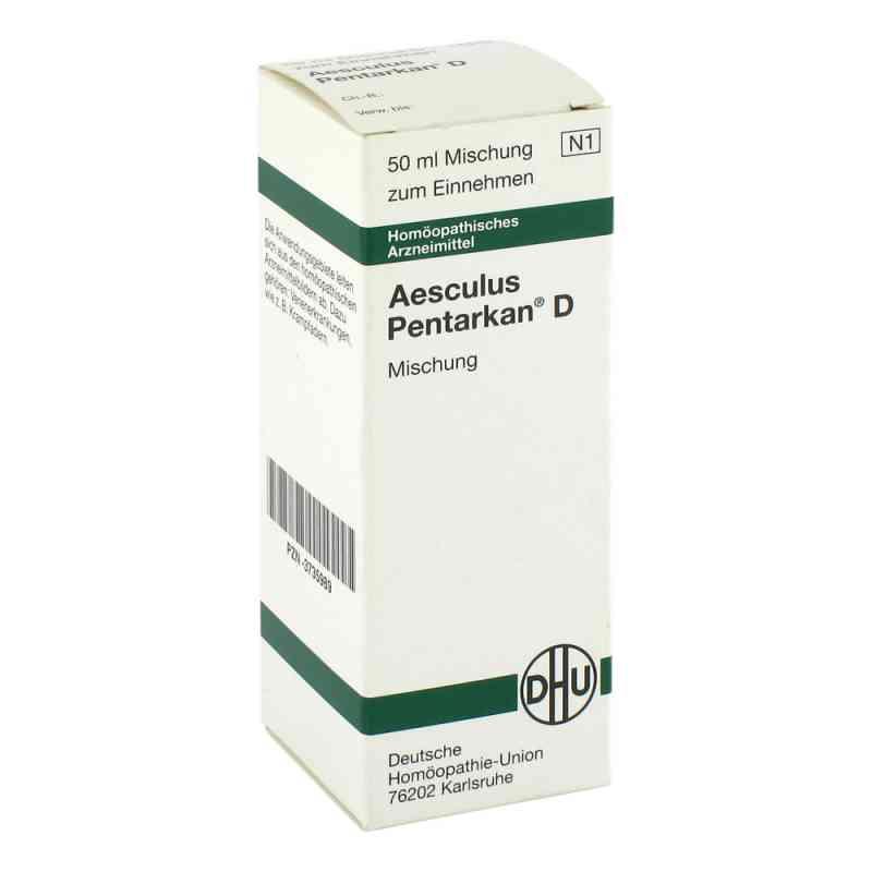 Aesculus Pentarkan D Liquidum  bei juvalis.de bestellen