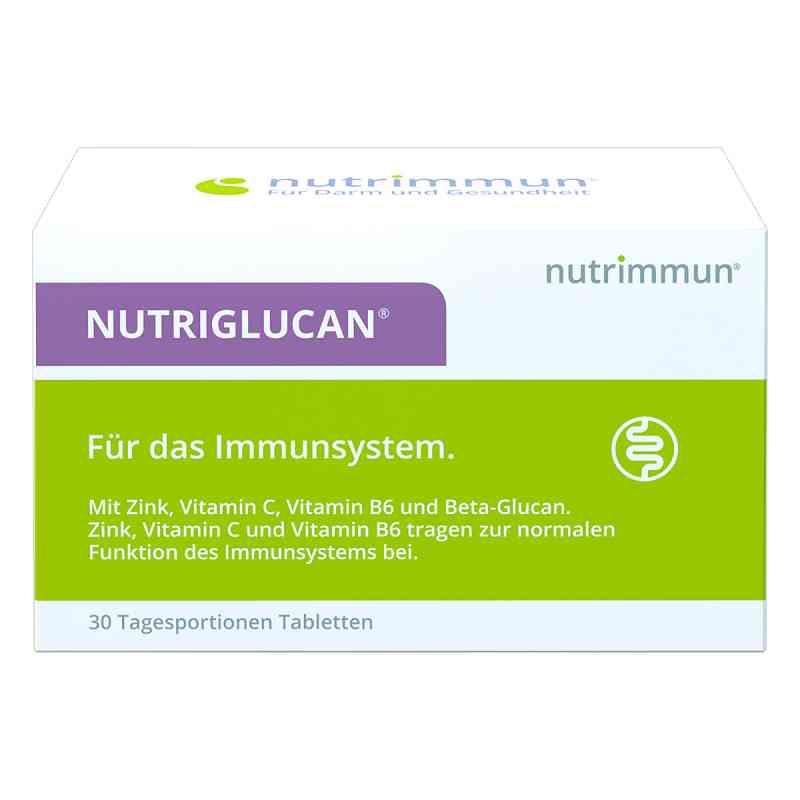 Nutriglucan Tabletten  bei juvalis.de bestellen