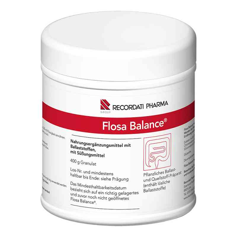 Flosa Balance Pulver Dose  bei juvalis.de bestellen