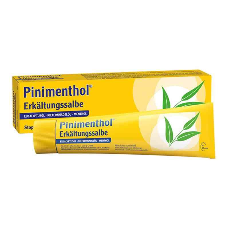 Pinimenthol Erkältungssalbe  bei juvalis.de bestellen