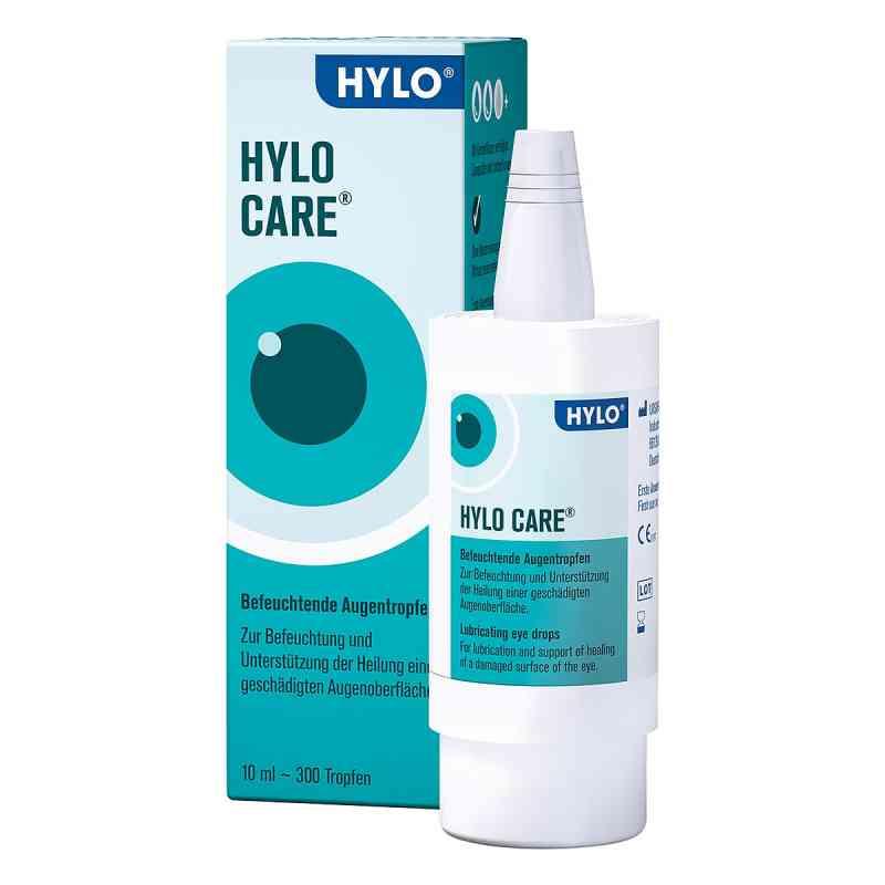 Hylo-care Augentropfen  bei juvalis.de bestellen