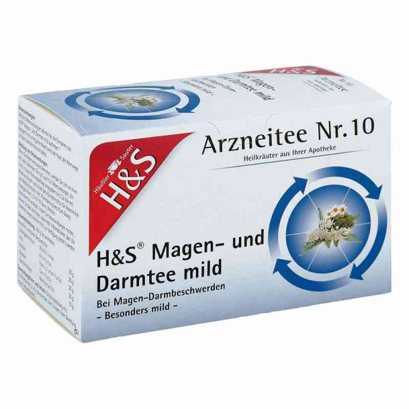 H&S Magen- und Darmtee mild  bei juvalis.de bestellen