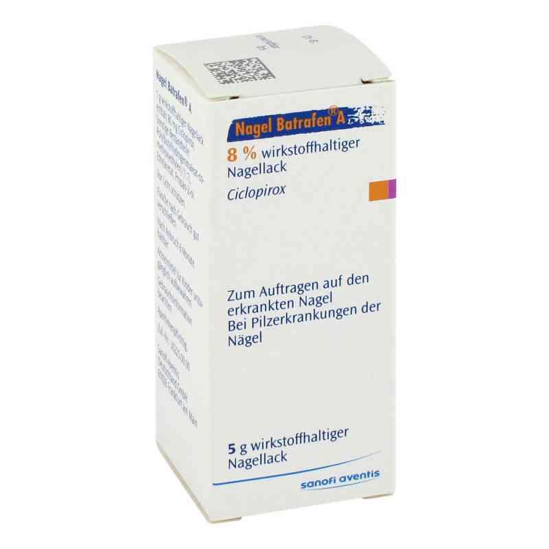 Nagel Batrafen A Lösung Nagellack bei Nagelpilz Erkrankungen  bei juvalis.de bestellen