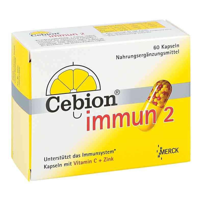 Cebion Immun 2 Kapseln  bei juvalis.de bestellen