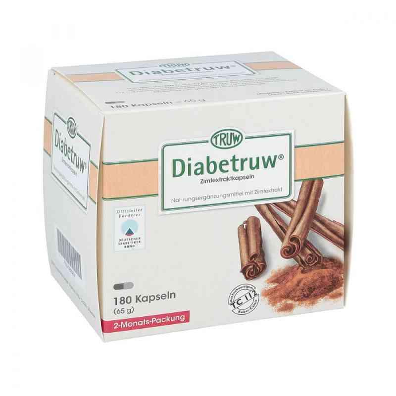 Diabetruw Zimtkapseln  bei juvalis.de bestellen