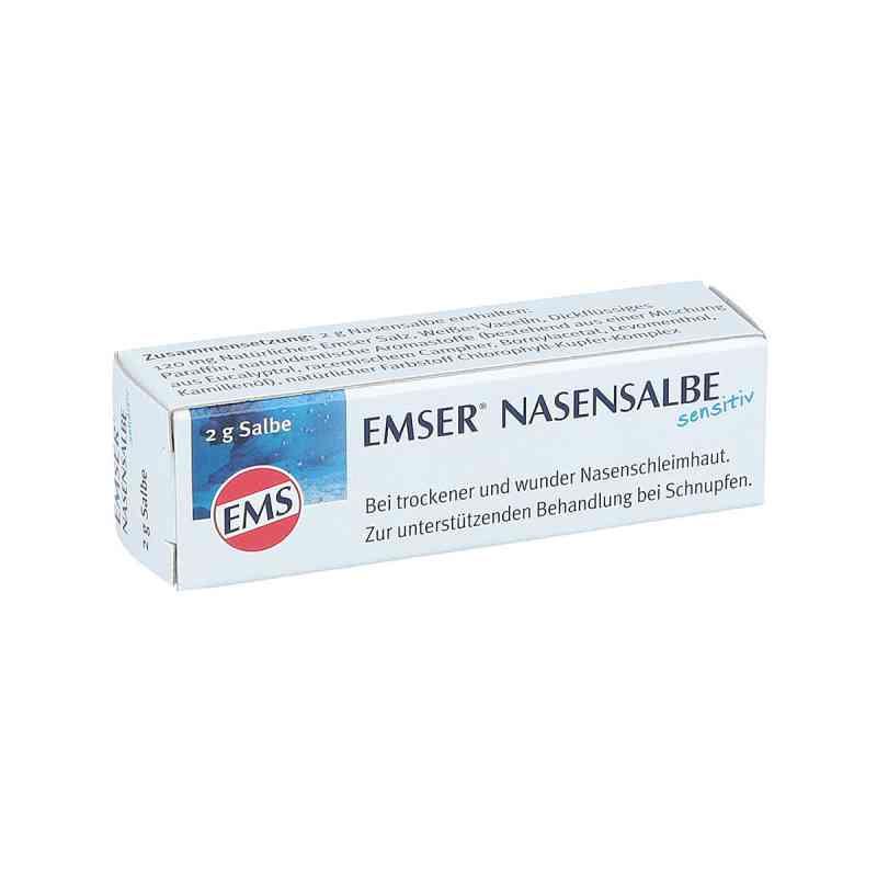 Emser Nasensalbe Sensitiv  bei juvalis.de bestellen