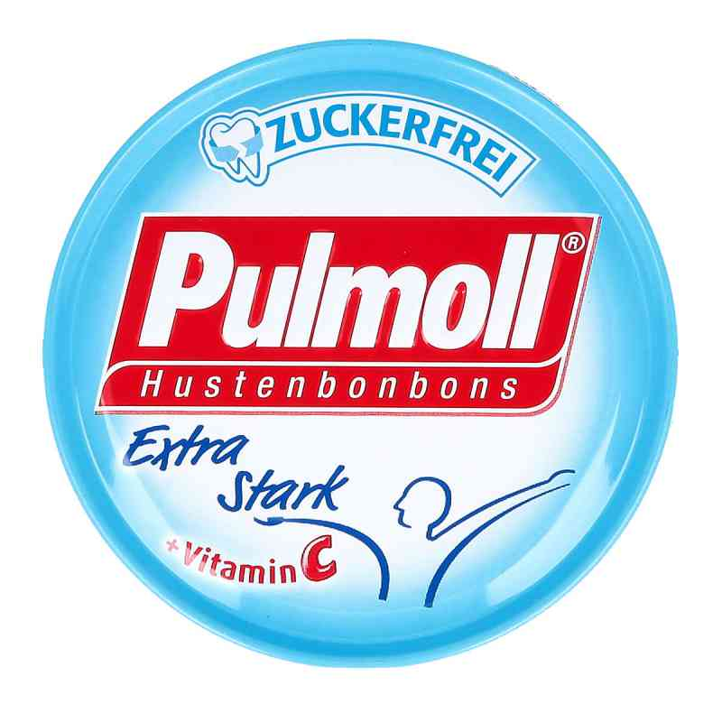 Pulmoll Hustenbonbons extra stark zuckerfrei  bei juvalis.de bestellen