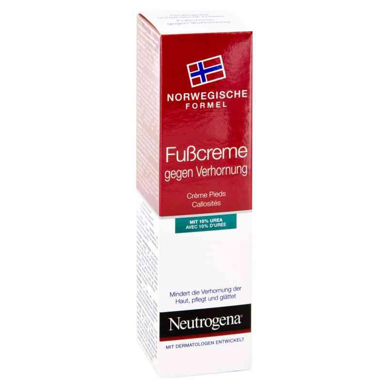 Neutrogena norweg.Formel Fusscreme gegen Verhornung  bei juvalis.de bestellen