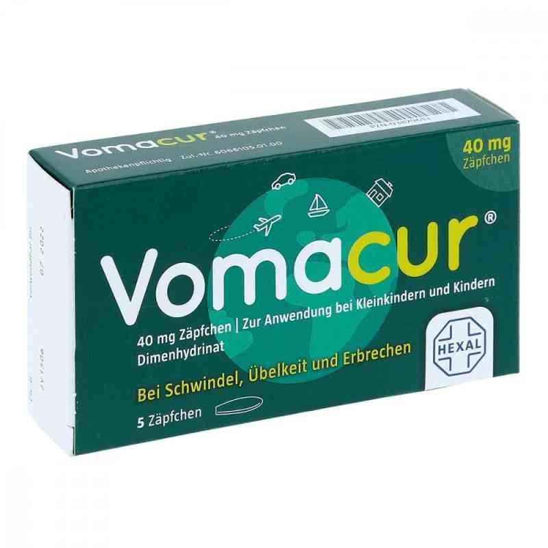 Vomacur 40mg  bei juvalis.de bestellen