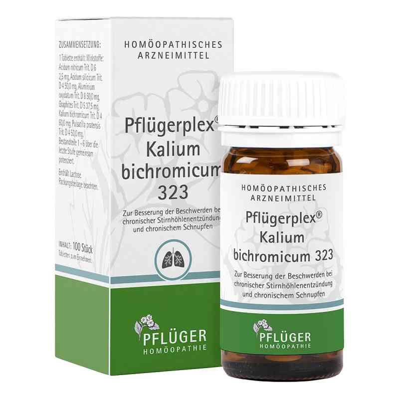 Pflügerplex Kalium bichromicum 323 Tabletten  bei juvalis.de bestellen
