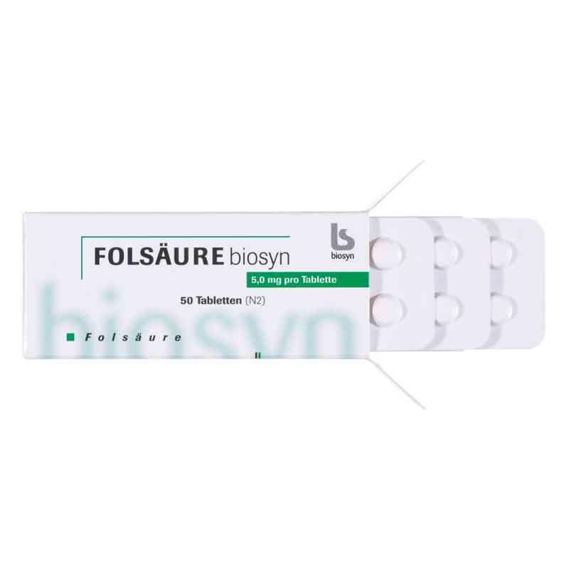 Folsäure 5 mg Tabletten  bei juvalis.de bestellen
