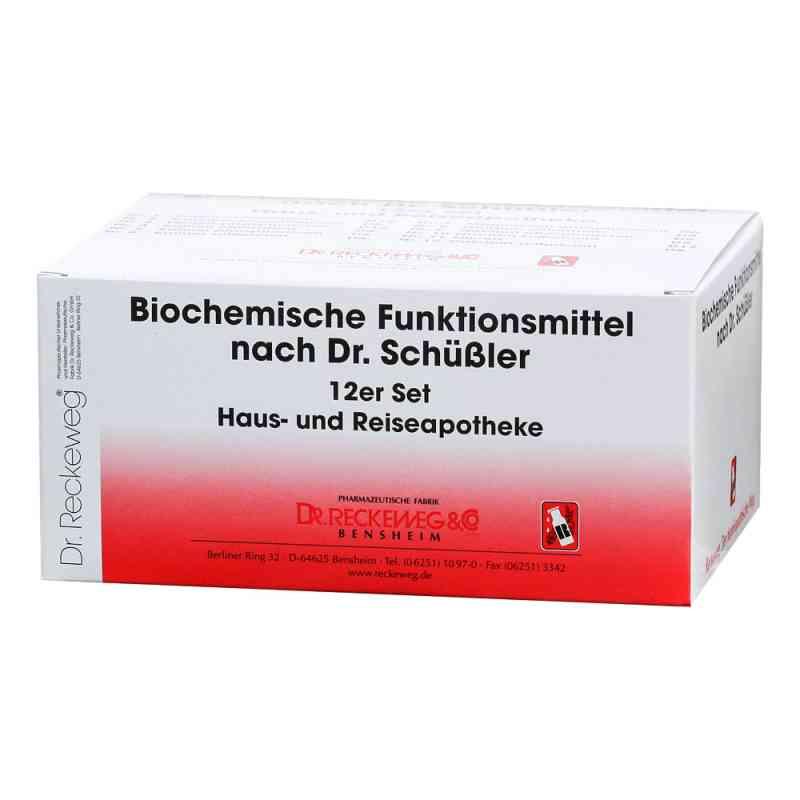 Biochemie 12er Set  bei juvalis.de bestellen