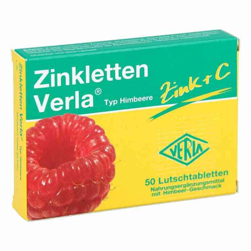 Zinkletten Verla Himbeere Lutschtabletten  bei juvalis.de bestellen