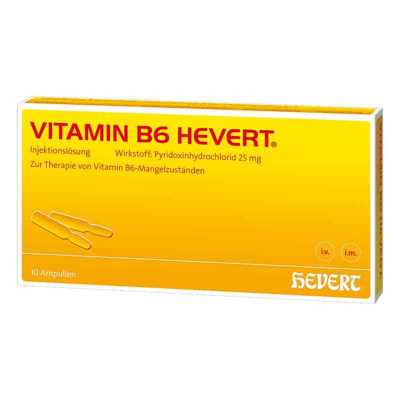 Vitamin B6 Hevert Ampullen  bei juvalis.de bestellen