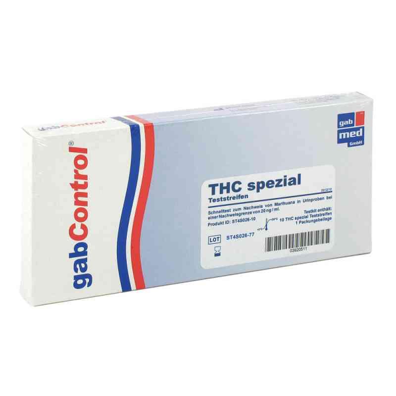 Drogentest Thc 20 spezial Teststreifen  bei juvalis.de bestellen