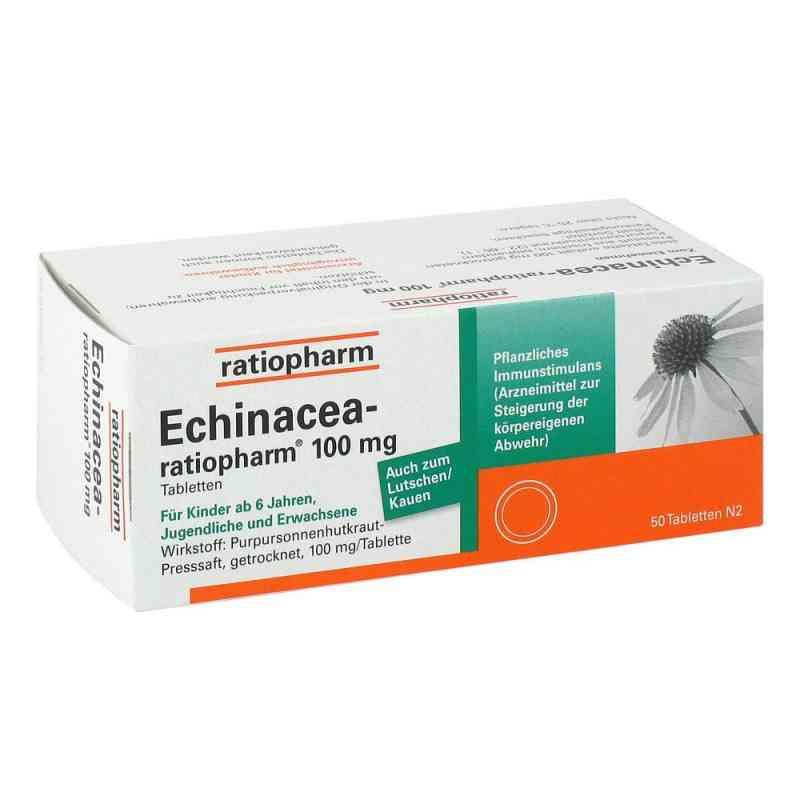 ECHINACEA-ratiopharm 100mg  bei juvalis.de bestellen
