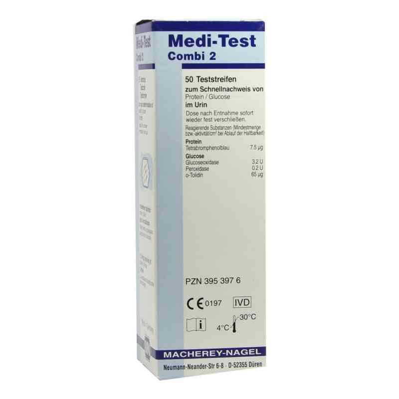 Medi Test Combi 2 Teststreifen  bei juvalis.de bestellen