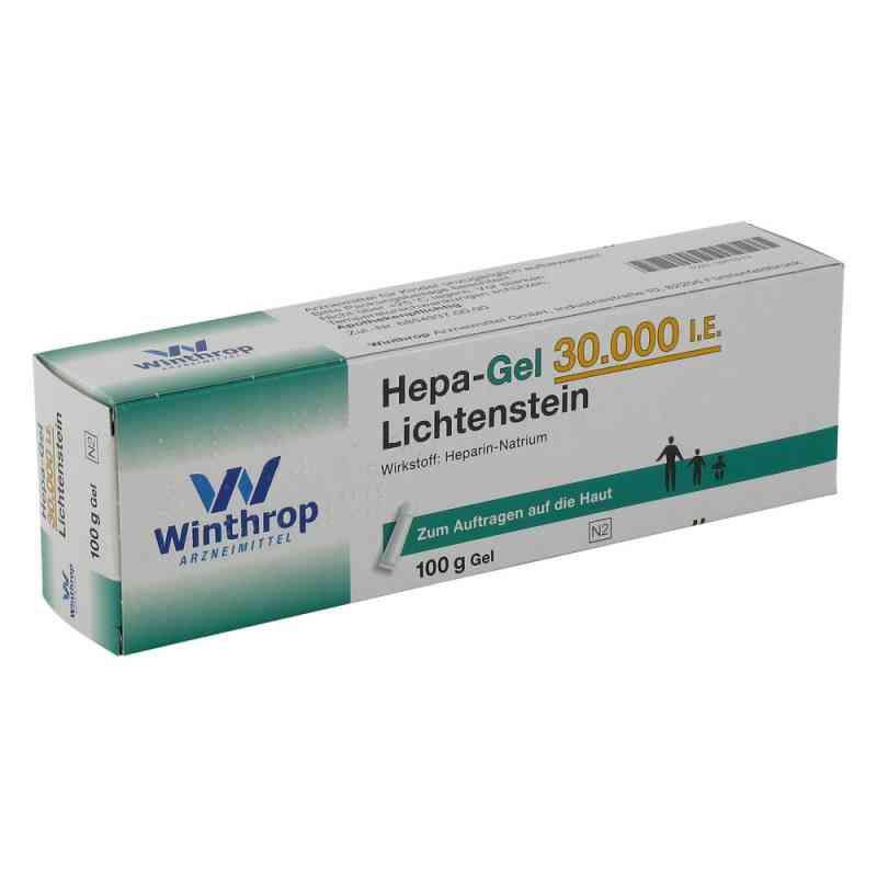 Hepa-Gel 30000 internationale Einheiten Lichtenstein  bei juvalis.de bestellen