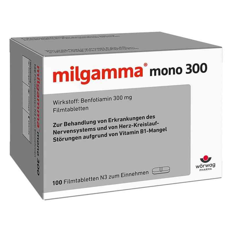 Milgamma mono 300 Filmtabletten  bei juvalis.de bestellen
