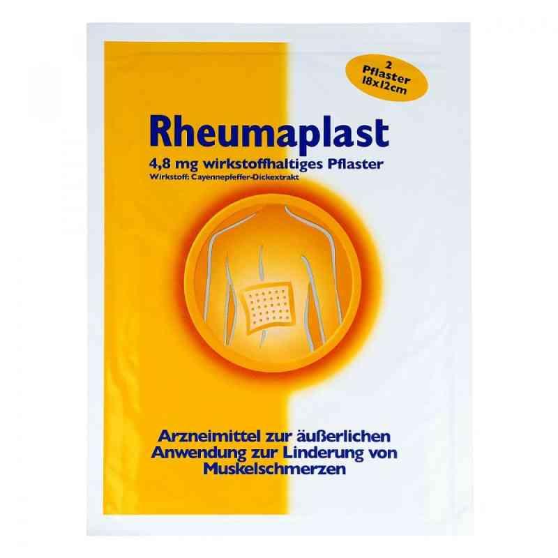 Rheumaplast 4,8mg Wirkstoffhaltiges Pflaster  bei juvalis.de bestellen