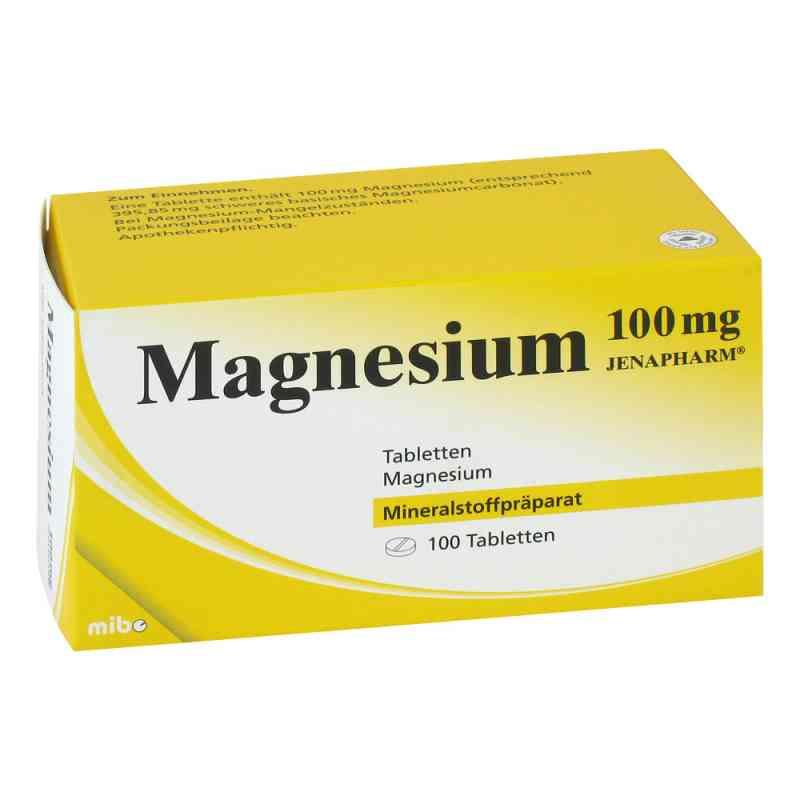 Magnesium 100 mg Jenapharm Tabletten  bei juvalis.de bestellen