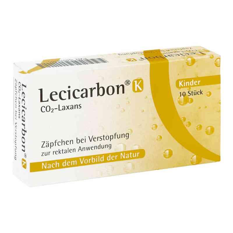 Lecicarbon K CO2-Laxans für Kinder  bei juvalis.de bestellen