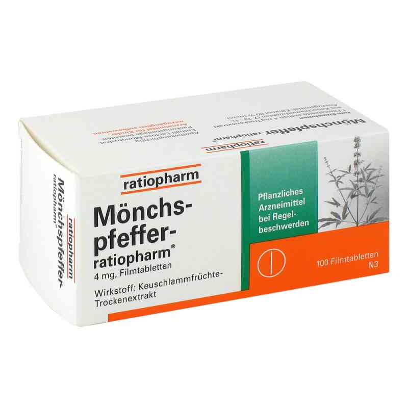 MÖNCHSPFEFFER-ratiopharm 4mg  bei juvalis.de bestellen