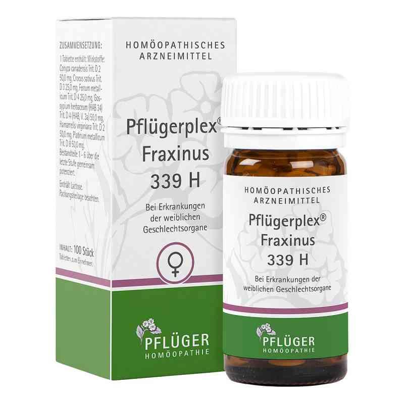 Pflügerplex Fraxinus 339 H Tabletten  bei juvalis.de bestellen