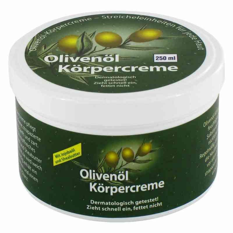 Olivenöl Körpercreme  bei juvalis.de bestellen