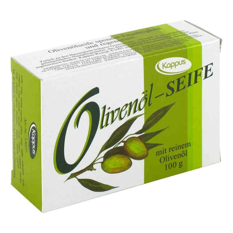 Kappus Olivenseife  bei juvalis.de bestellen