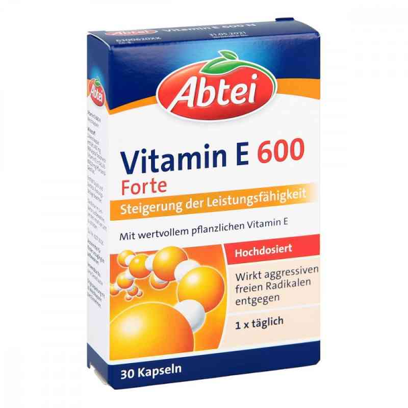 Abtei Vitamin E 600 N Kapseln  bei juvalis.de bestellen