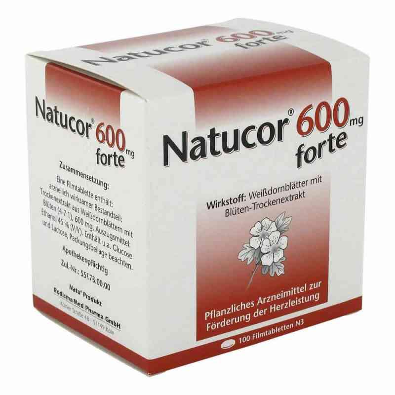 Natucor 600mg forte  bei juvalis.de bestellen