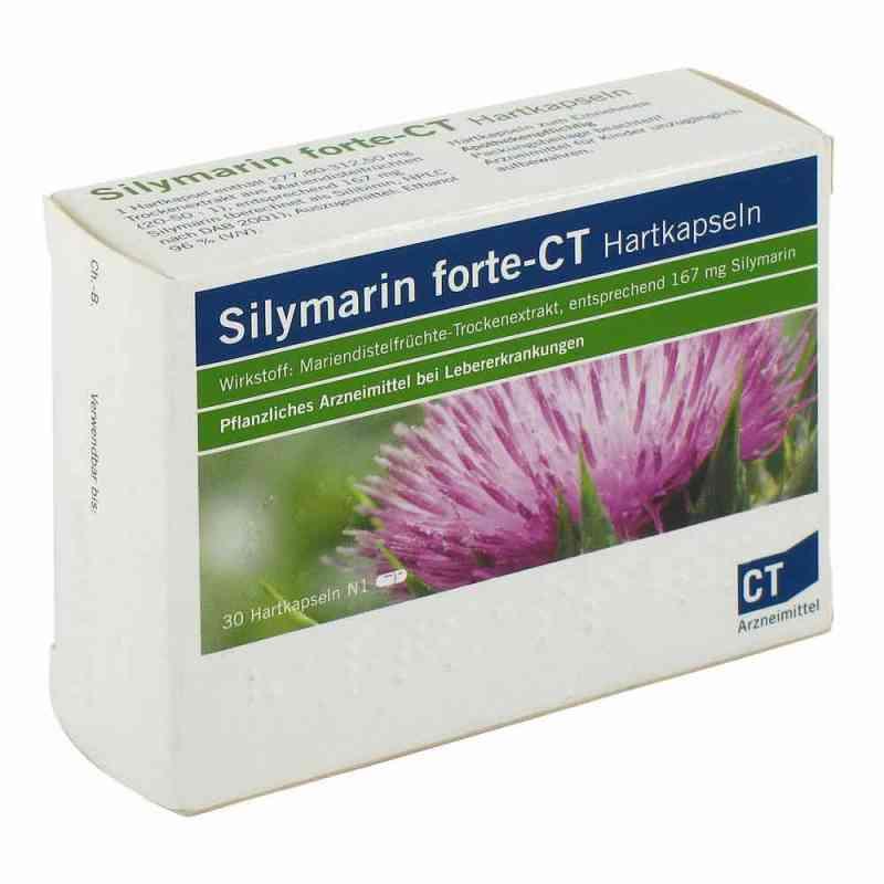 Silymarin forte-CT  bei juvalis.de bestellen