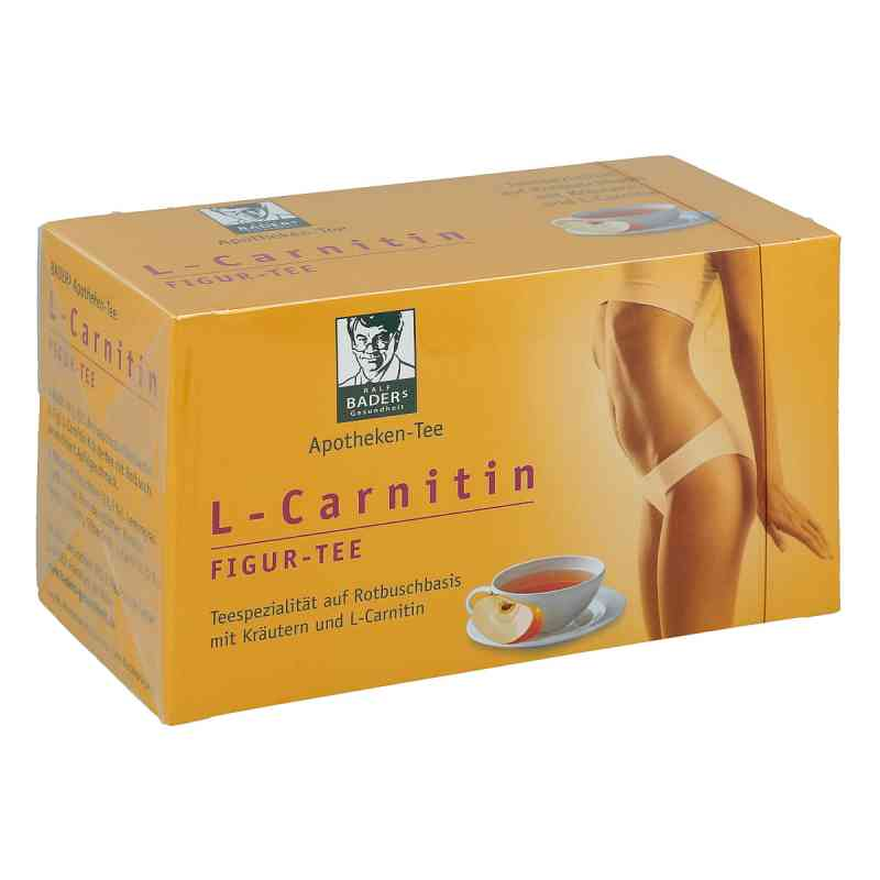 Baders Aktiv Tee L-carnitin Filterbeutel  bei juvalis.de bestellen