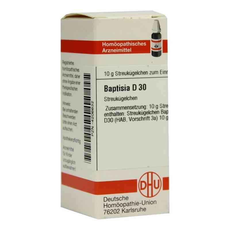 Baptisia D30 Globuli  bei juvalis.de bestellen