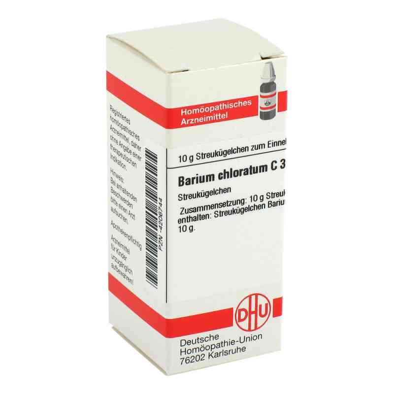Barium Chloratum C 30 Globuli  bei juvalis.de bestellen