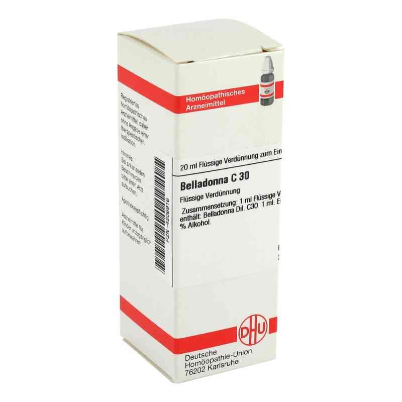 Belladonna C30 Dilution  bei juvalis.de bestellen