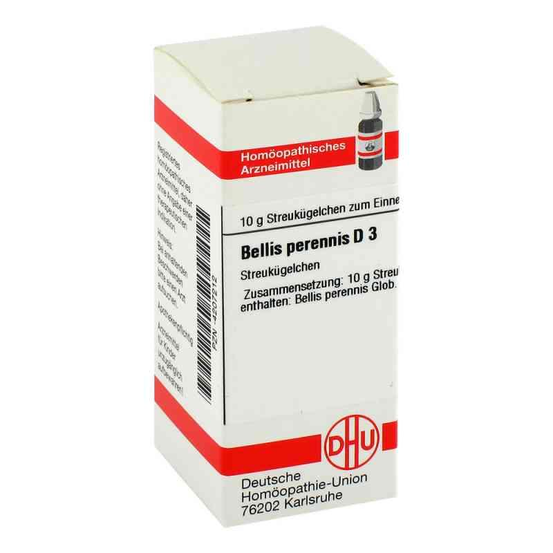 Bellis Perennis D 3 Globuli  bei juvalis.de bestellen
