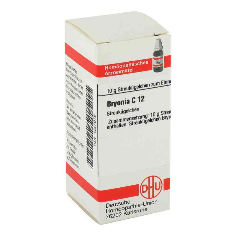 Bryonia C12 Globuli  bei juvalis.de bestellen