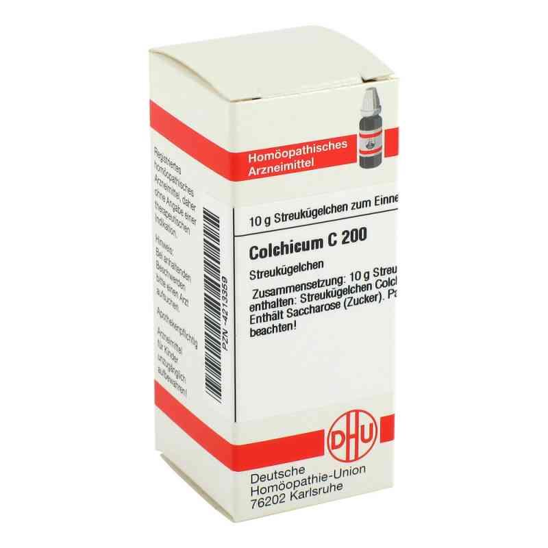 Colchicum C200 Globuli  bei juvalis.de bestellen