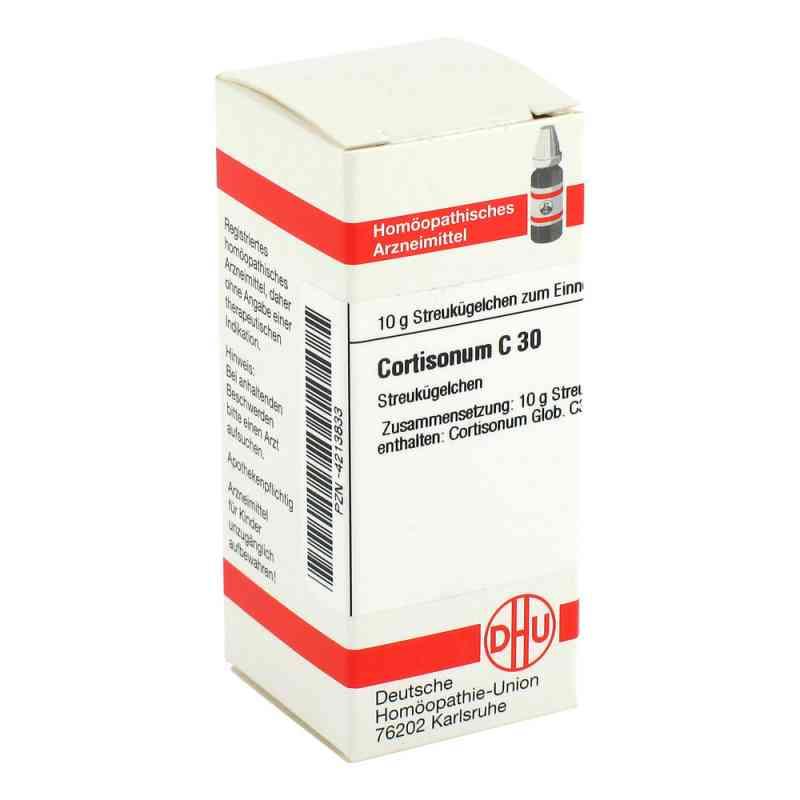 Cortisonum C 30 Globuli  bei juvalis.de bestellen