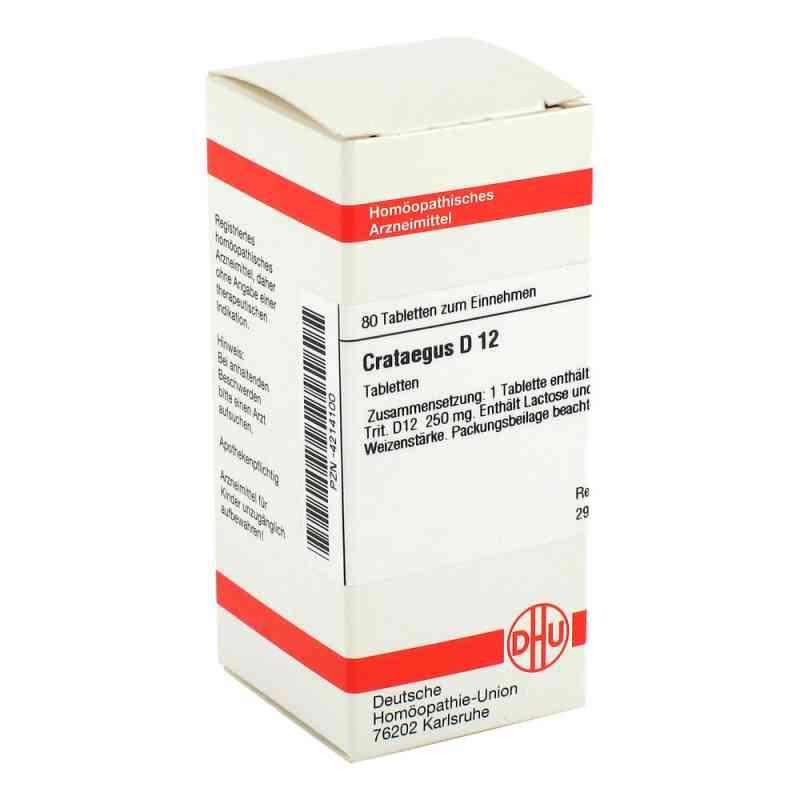 Crataegus D12 Tabletten  bei juvalis.de bestellen
