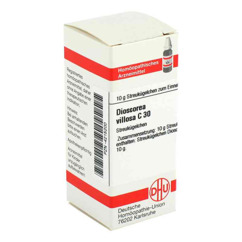 Dioscorea Villosa C30 Globuli  bei juvalis.de bestellen