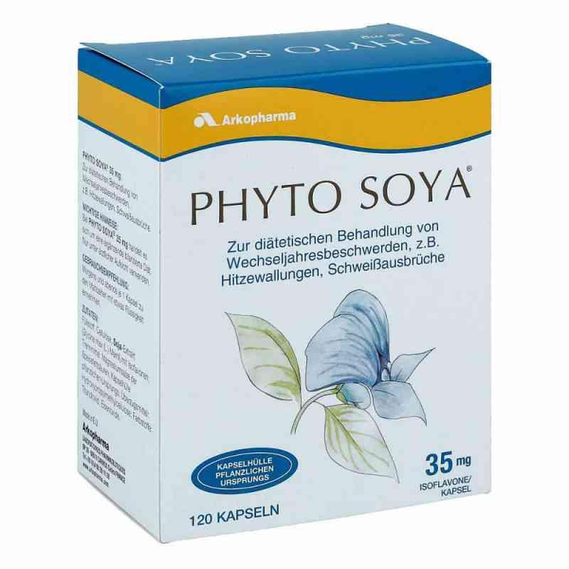 Phyto Soya 35 mg Kapseln  bei juvalis.de bestellen