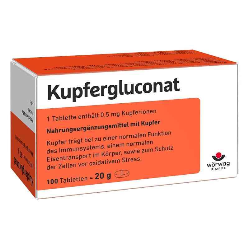 Kupfergluconat Tabletten  bei juvalis.de bestellen