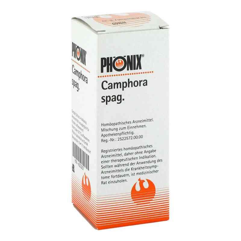 Phönix Camphora spag. Tropfen  bei juvalis.de bestellen
